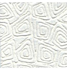 TH908 Maulbeerpapier mit geprägtem  Motiv