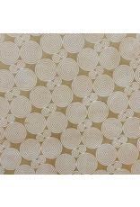 Lokta Papier Spirale Aufdruck