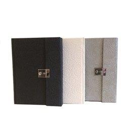 AE938 Dagboek met rozen print
