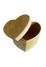 Hartvormige doos boombast