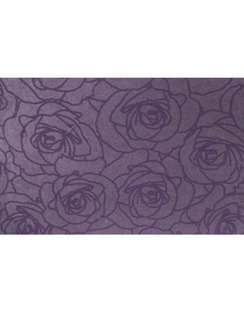 boîte rose-print contours