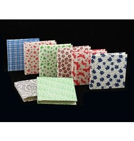 TH587 Small notebook mixed designs
