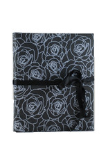 Double photoframe Silver Rose