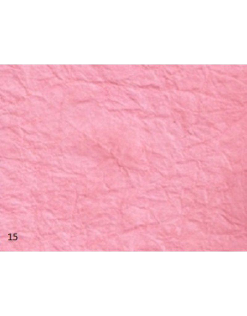 Katoenpapier, metallic crinkle