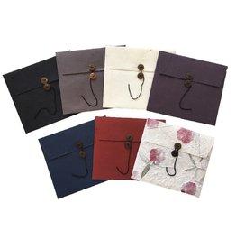 TH523 Set of  6 envelopes
