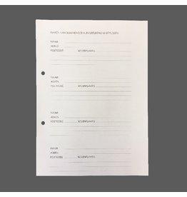 TA210 set inhoudsbladen tekst