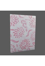 Notebook 'Sunflower' met kantpapier