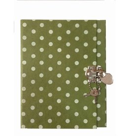 TH190 Diary with dot print