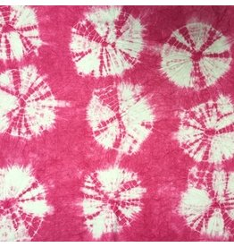 TH753 Tie-dye mulberry papier