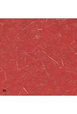 Maulbeerpapier mit Strohfasern