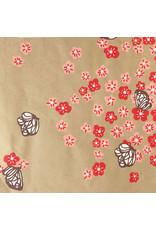 flower/butterfly print