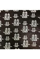 Lokta-Papier mit doppeltem Glücksdruck