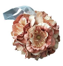 TH012 Birne von Blumen von Maulbeer papier