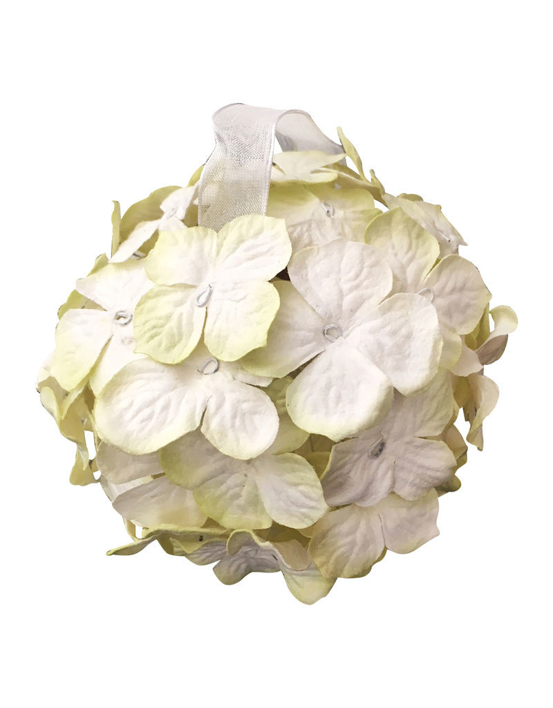 Bulb of flowers of mulberry paper.
