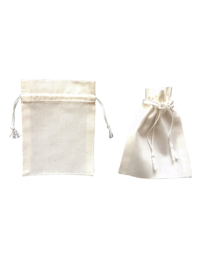 set of 2 cotton bags