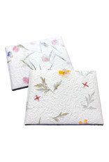 Guestbook mulberry flowerpaper.