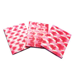 TH776 Notebook tie dye