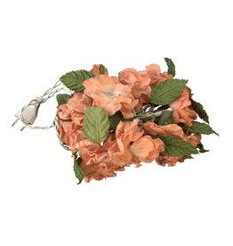 TH014 Lichtslinger papier bloemen