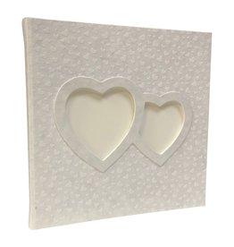 TH309 Gastenboek, fotoframe hartvorm