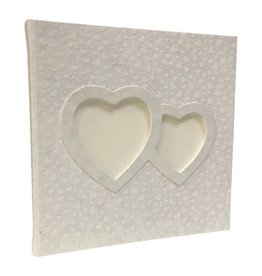 TH309 Guestbook, photoframe heartshape
