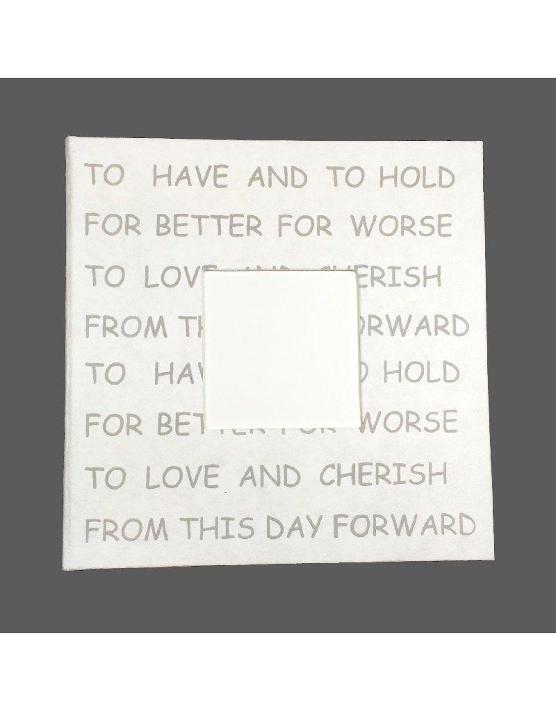 Gästebuch Hochzeits-Versprechen