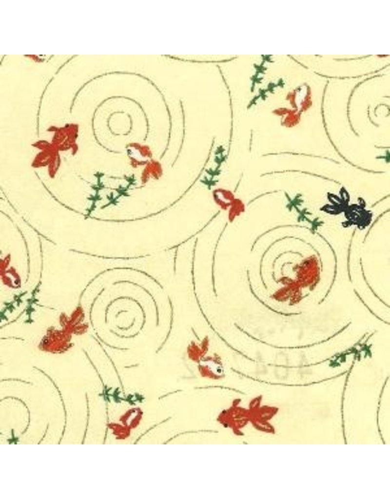 Japans papier visjes