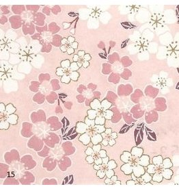 JP215 Japanese paper with blossom print