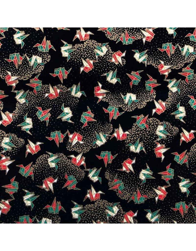Japanische Papier Origami Aufdruck