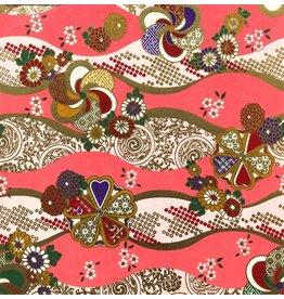 JP160 Japans papier golven