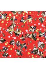 Japanischem Papier Boegen