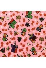 Japans papier gelukspoppetjes