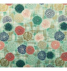 JP245 Japanischem Papier Feuerwerk, 3 Fb.