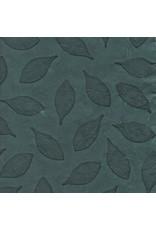 Loktapaper with embossed leaves