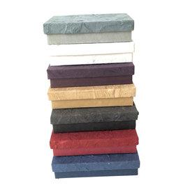 TH536 Little box mulberrypaper bark fibres