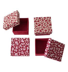 NE501 set 4 boxes heartsprint