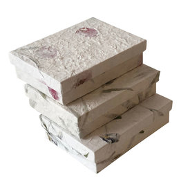 TH537 A6 Box mulberry flowerpaper