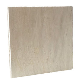 TH049 Gastenboek vierkant boombast