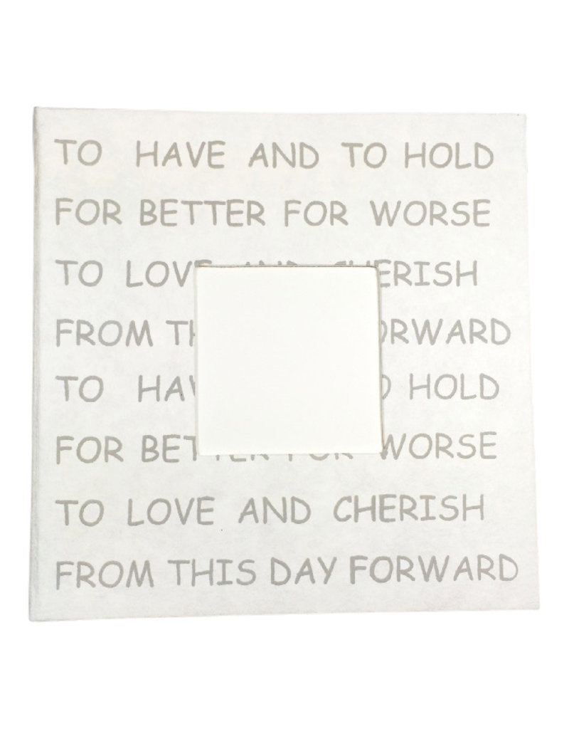 Livre d'or texte du promesse du marriage