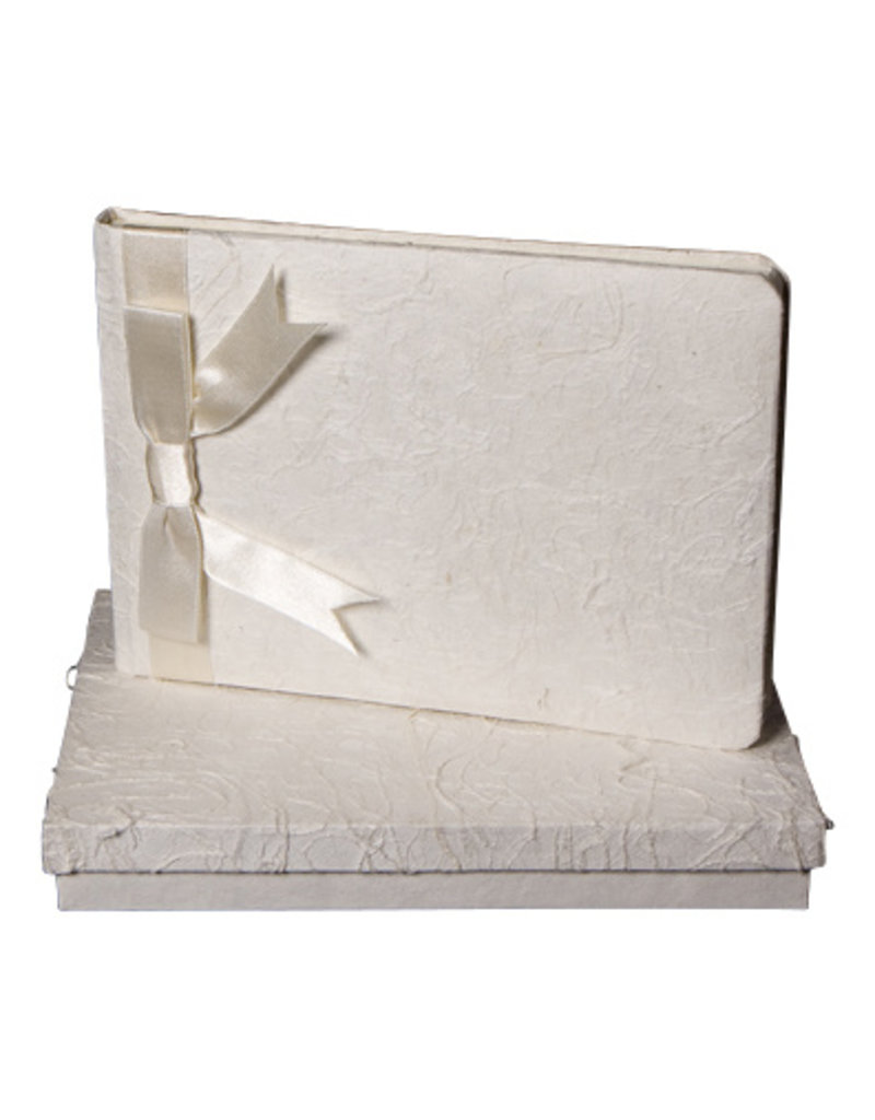 Guestbook white bark