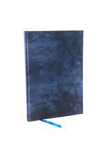 Notizbuch Leder-papier