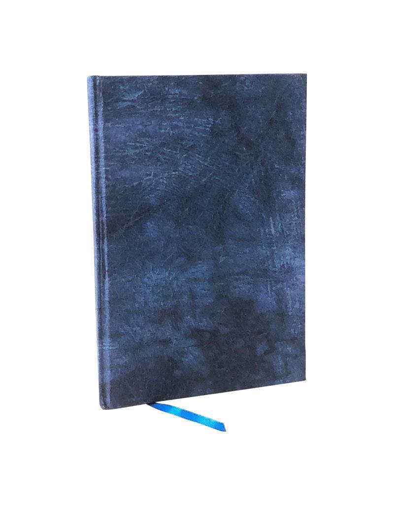 Journal cuir-papier
