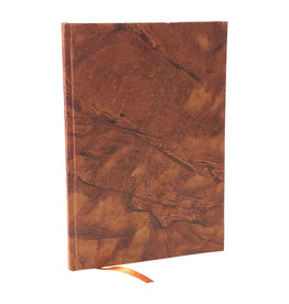 NE601 Notebook leather-paper
