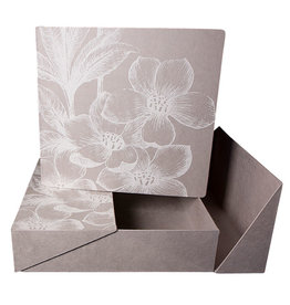 TH563 Fotoalbum bloem decoratie