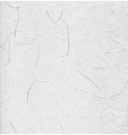 TH912 Mulberrypapier met goud of zilver draadjes