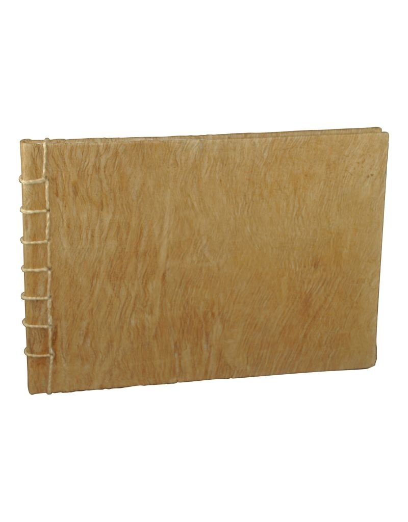 Large guestbook mulberrybark