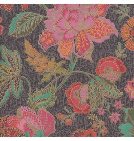 AE171 Cotton paper with flower pattern