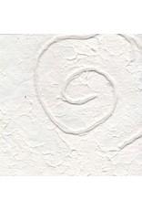 Maulbeerpapier mit Spiralmuster