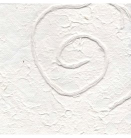 TH847  Mulberry paper with spiral design