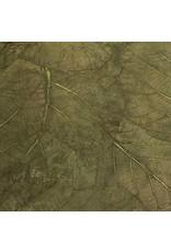 Maulbeerbaumpapier TeakHolz Blaettern