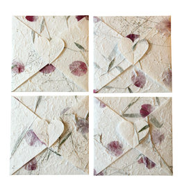 TH134 Set of 4 gift envelopes